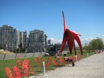 Olympic Sculpture Park.